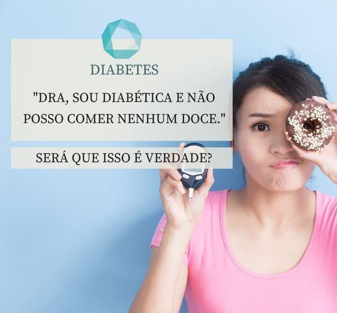 ENDOCRINOLOGISTA - AKTA LIV - DIABETES - DIETA - DIABETICO PODE COMER DOCE