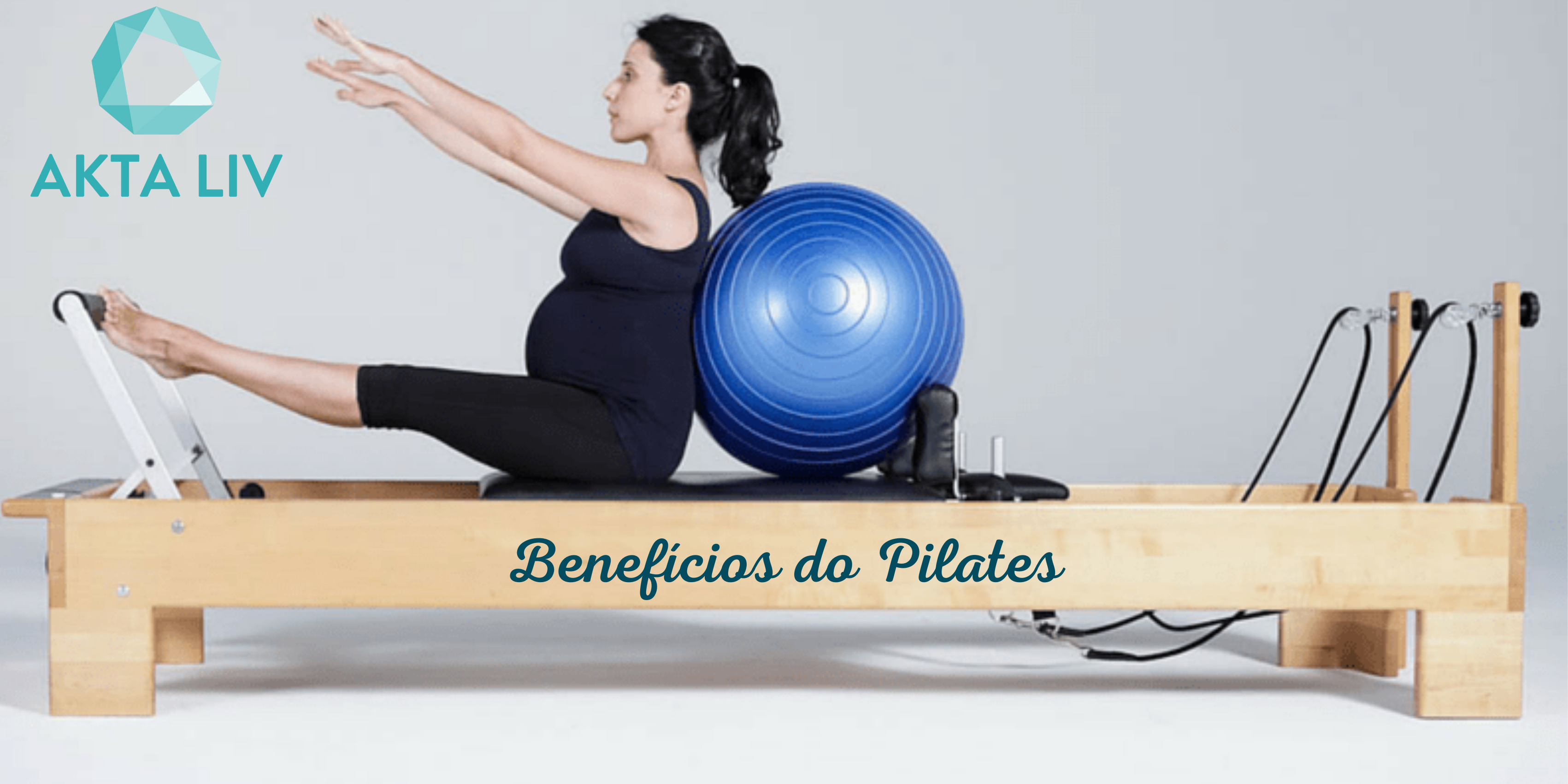 FISIOTERAPIA - AKTA LIV - PILATES - MUSCULOS DO CORE - PILATES PARA GESTANTES